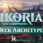 Ikoria Limited Deck Archetypes