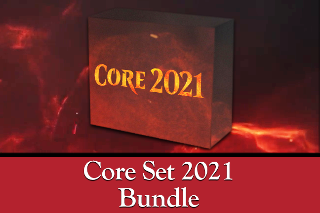 Preorder Core Set 2021 Bundle