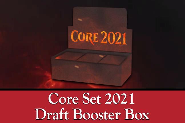 Core Set 2021 Draft Box