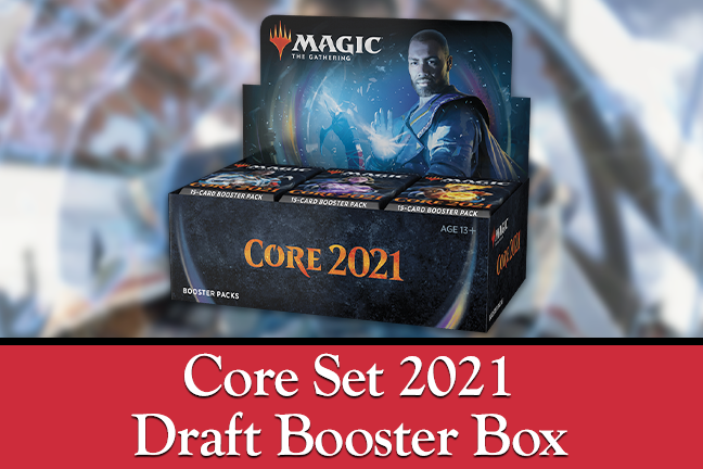 Preorder Core Set 2021 Draft Box