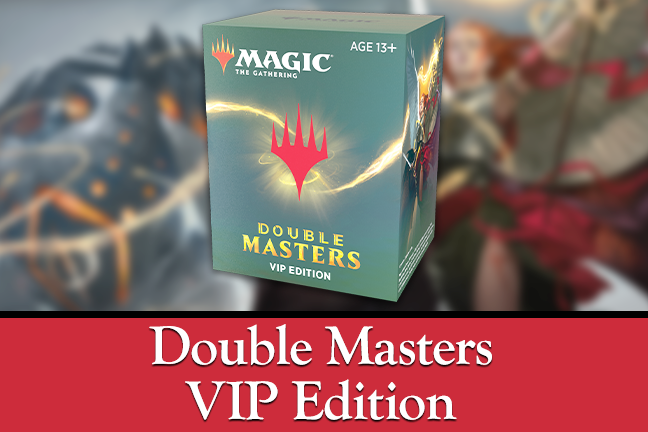 Grab Double Masters VIP