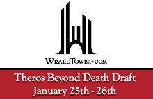 Theros Beyond Death Draft