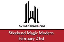 Weekend Magic Modern